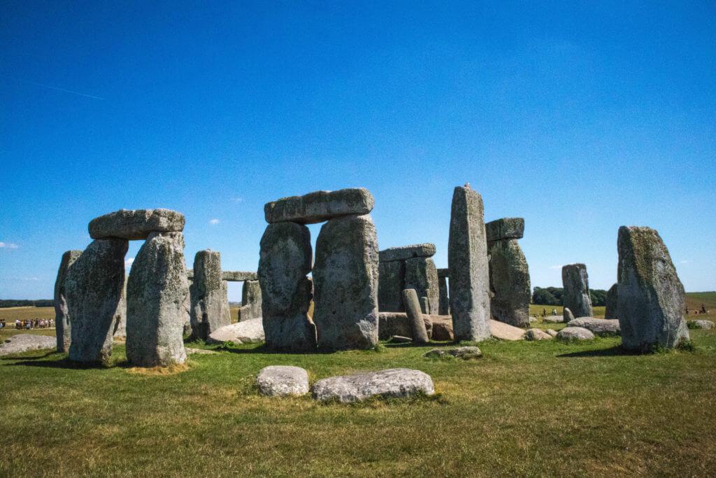 De steencirkel van Stonehenge