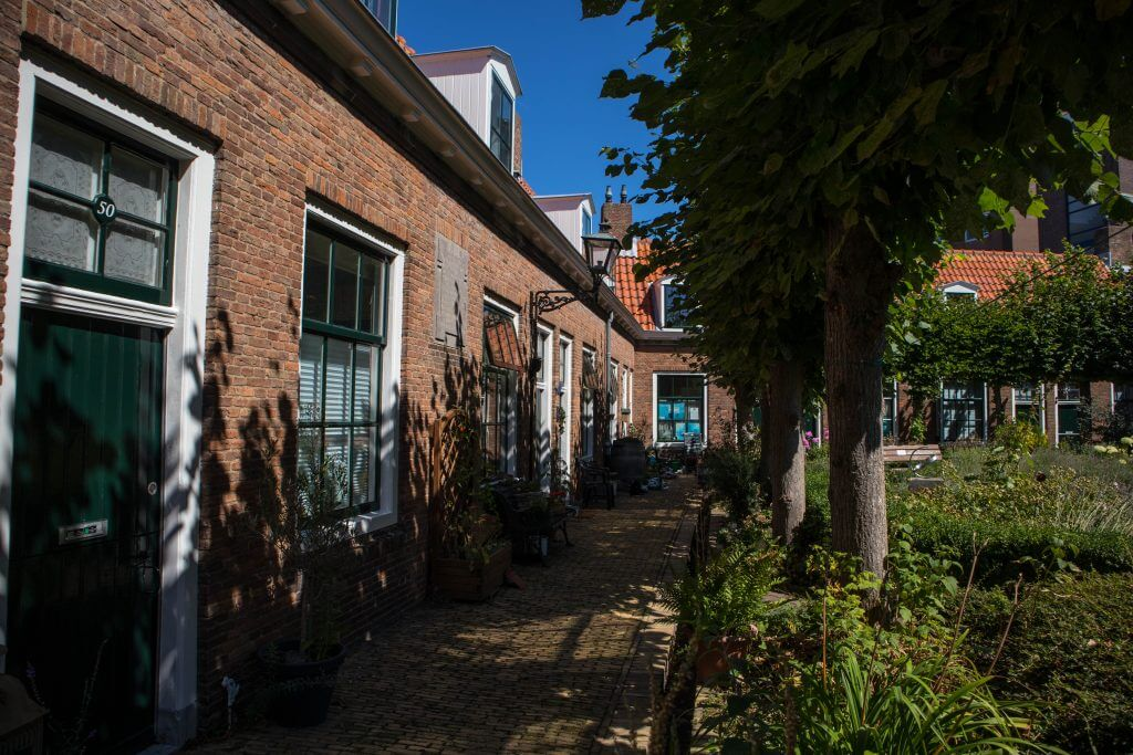 23 oude huisjes uit 1643