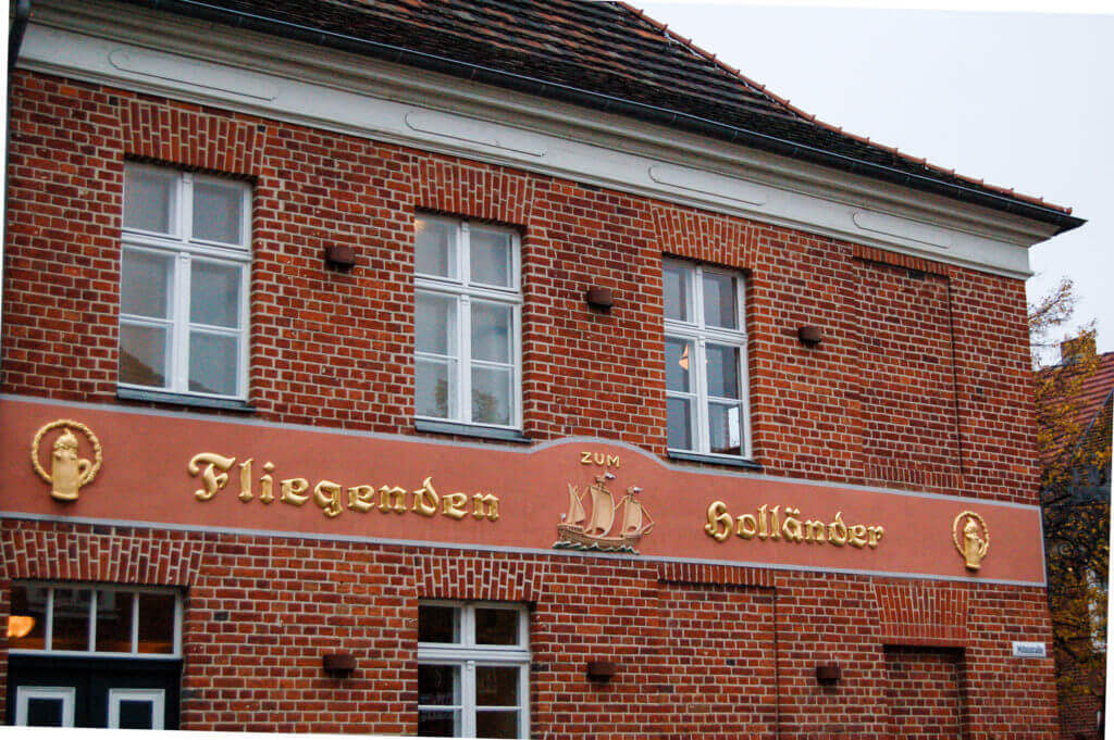 De Vliegende Hollander in Potsdam