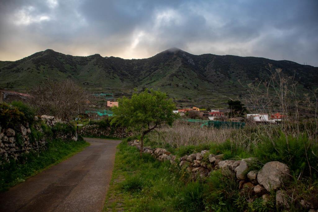 De bergen van Tenerife, een van de mooiste bezienswaardigheden