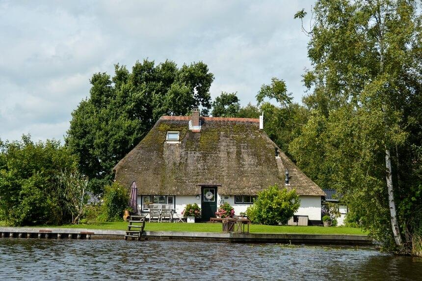 Prachtige oud-hollandse boerderijen in en rond Kalenberg
