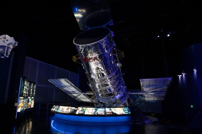 De Hubble Telescoop