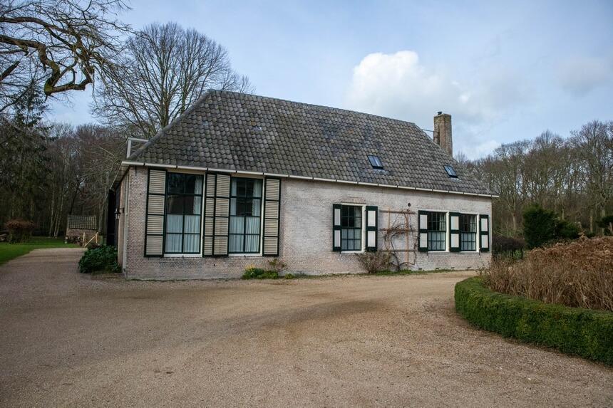 Vakantiehuis op landgoed Duinbeek
