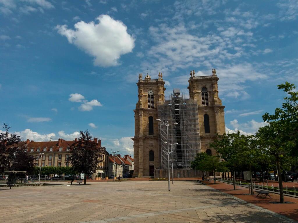 Vitry-le-François, een stad zoals velen in Champagne