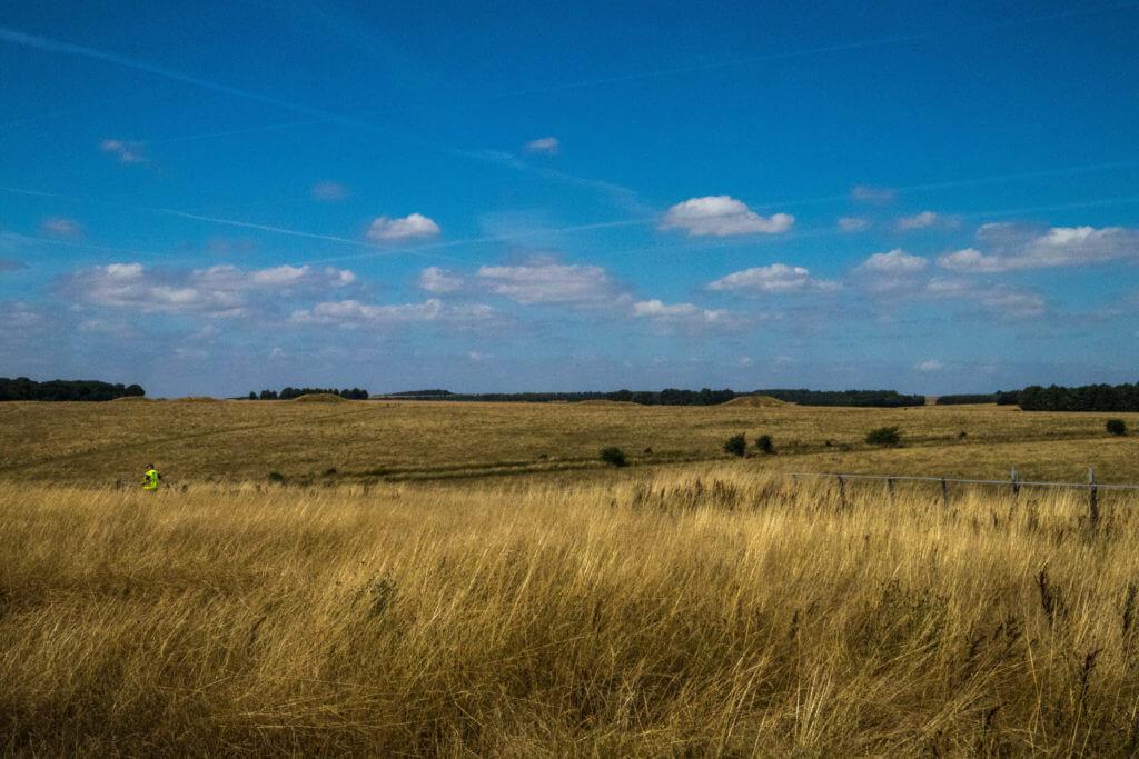 De omgeving van Stonehenge is zeer interessant