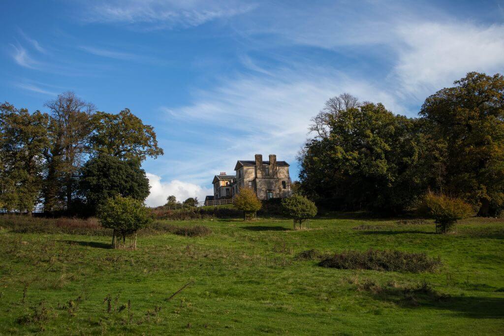 Het landgoed van Leith Hill Place