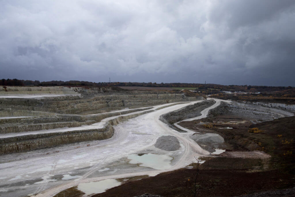 De Kensworth Quarry