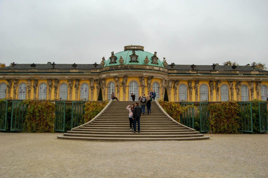 Slot Sanssouci Potsdam