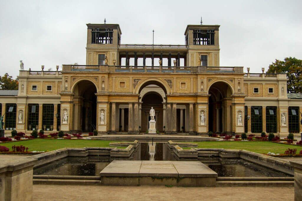 Oranjerie paleis Potsdam
