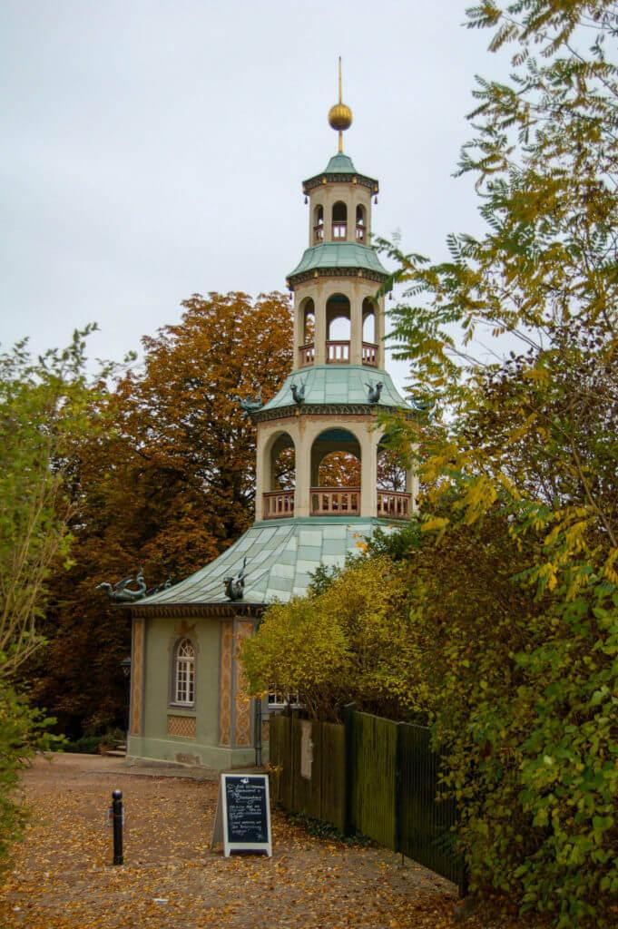 Tempel in Potsdam