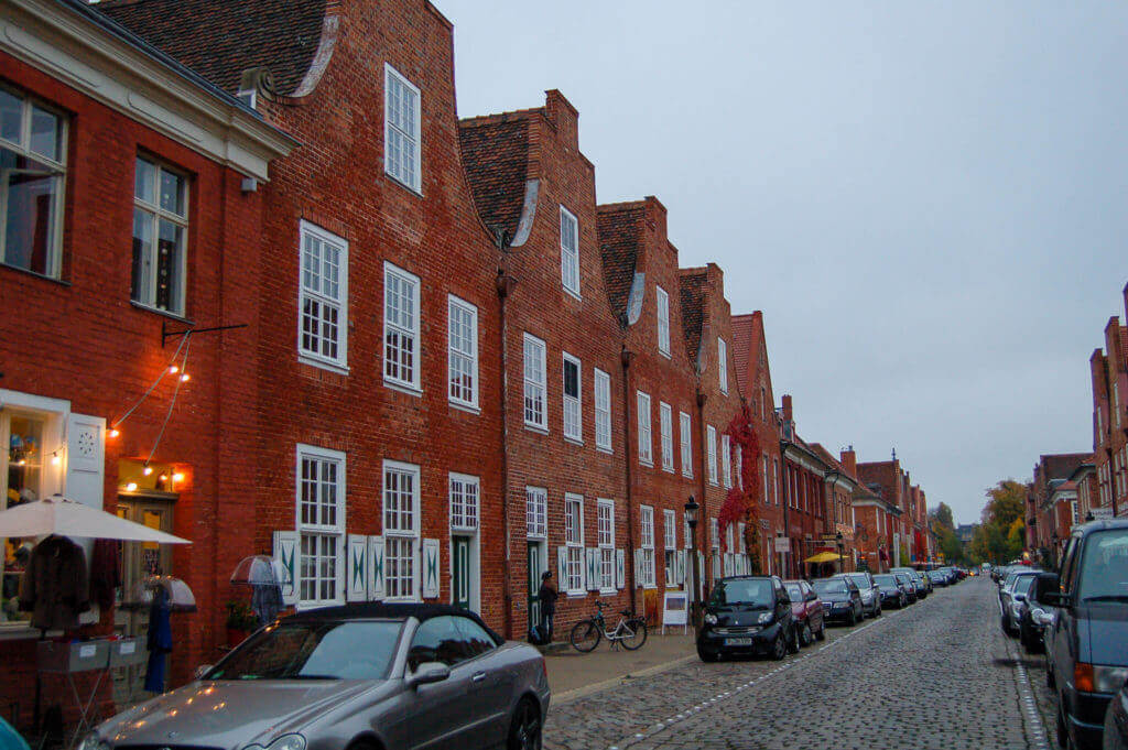 Hollandse huisjes Potsdam