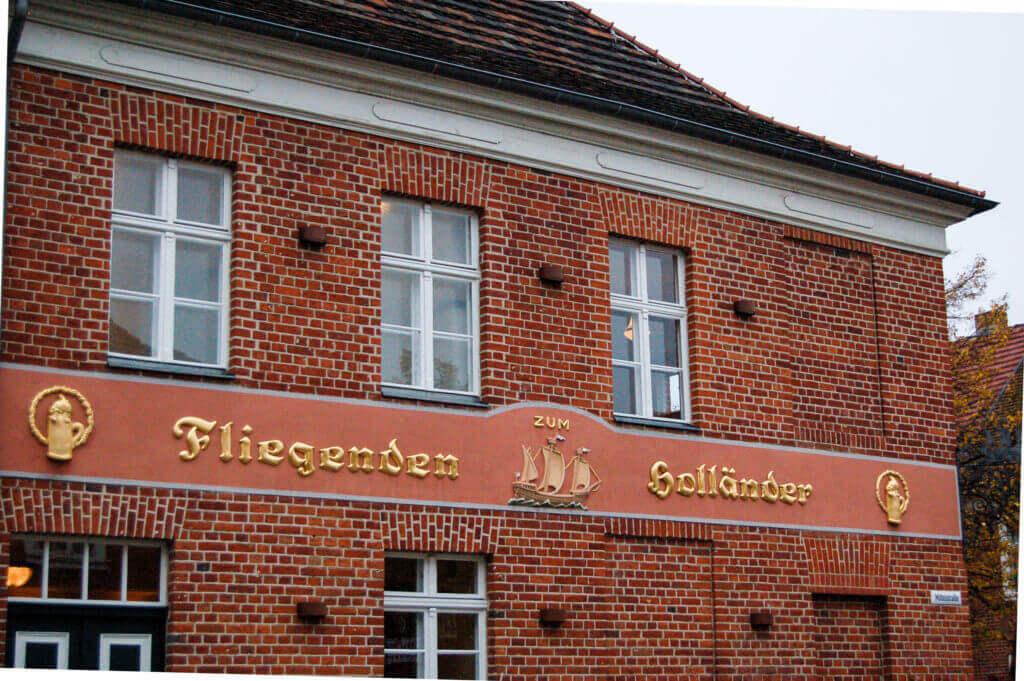 De Vliegende Hollander in Potsdam