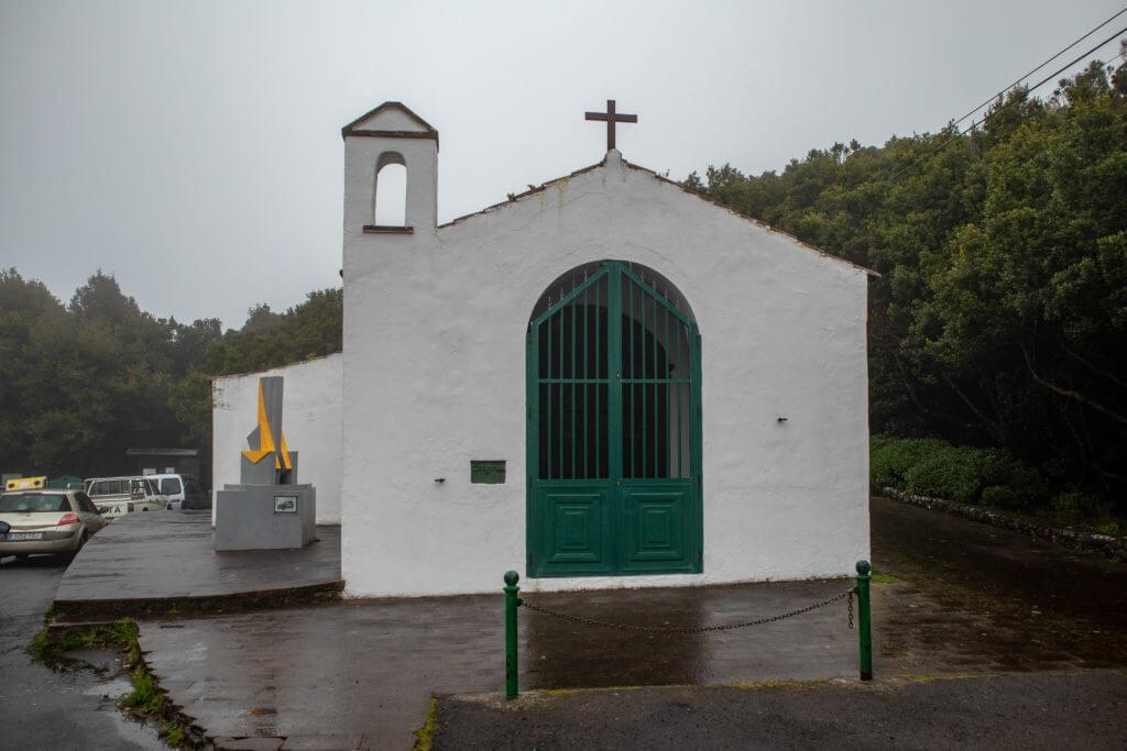 Ermita de la Cruz del Carmen, het kerkje van de kruising del Carmen