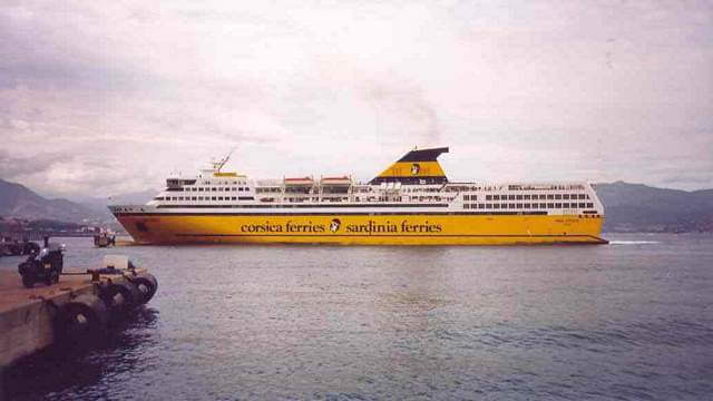 Corsica Ferry's