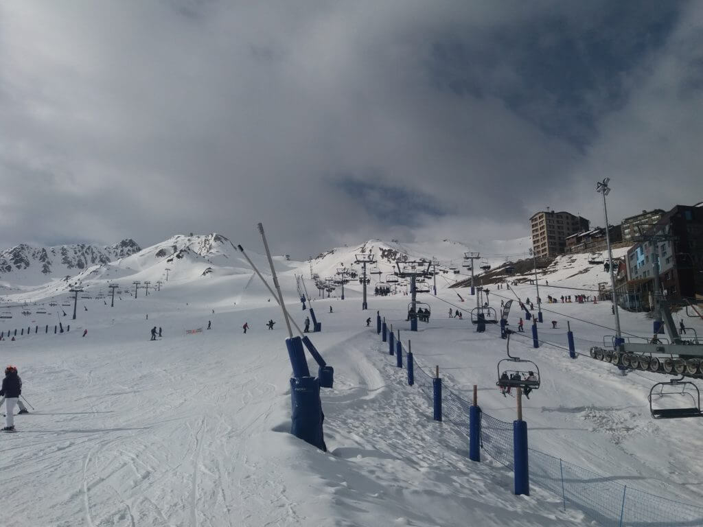 Wintersport Andorra