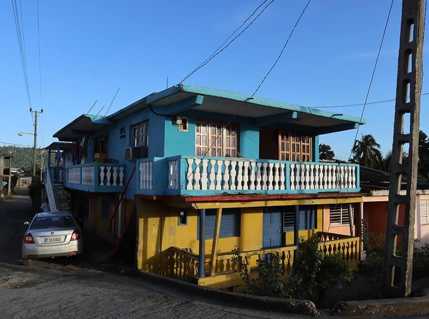 Baracoa Cuba