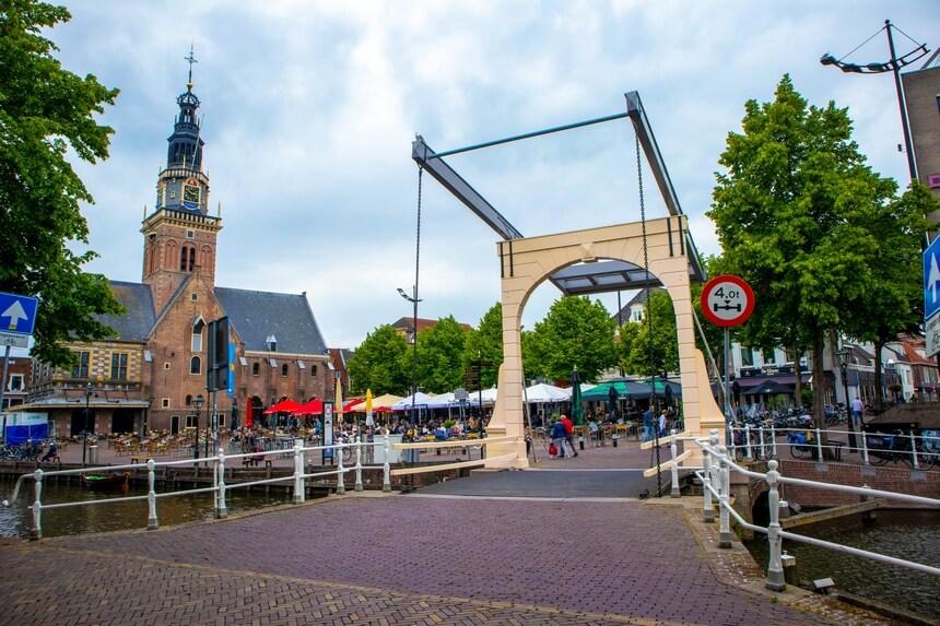 Omgeving Waaggebouw Alkmaar