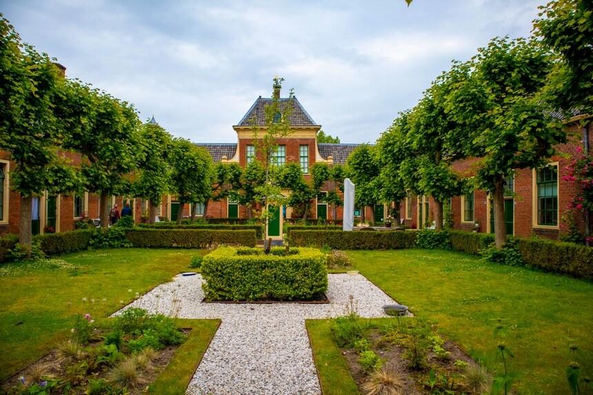 Het Hofje van Splinter Alkmaar