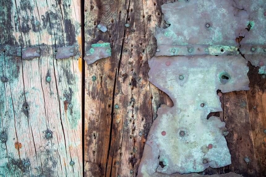 Inspirerende kleuren in Juttersmuseum Texel
