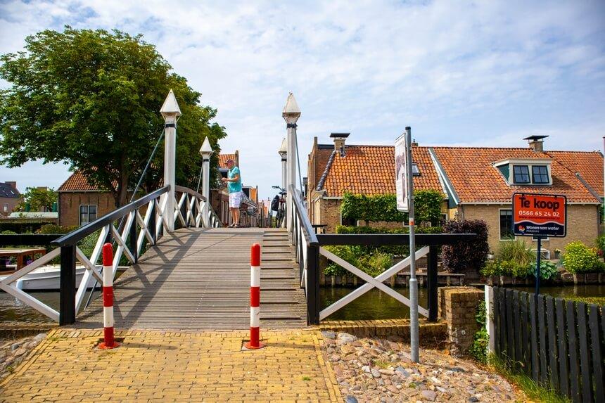 Hindeloopen bruggen