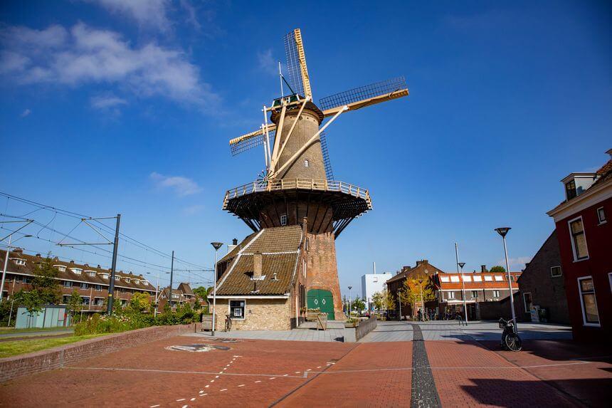Molen Delft
