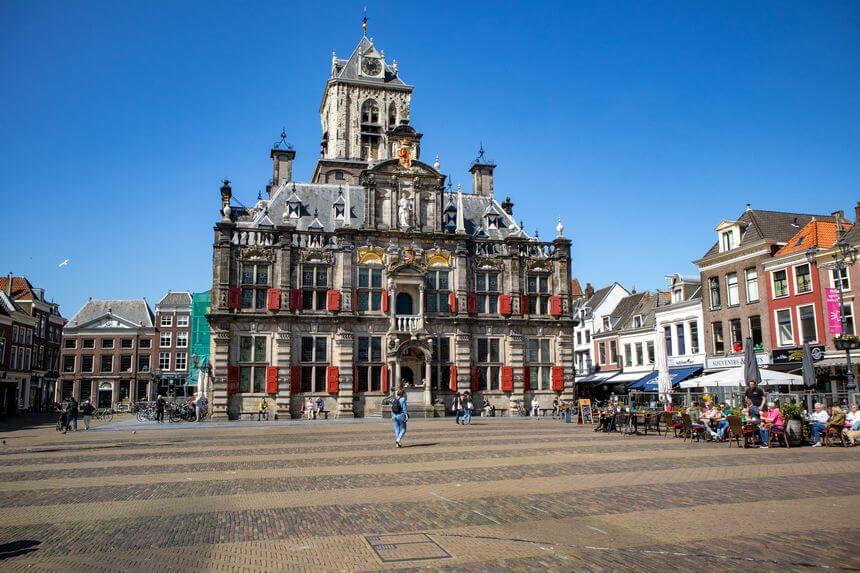 Stadhuis Delft