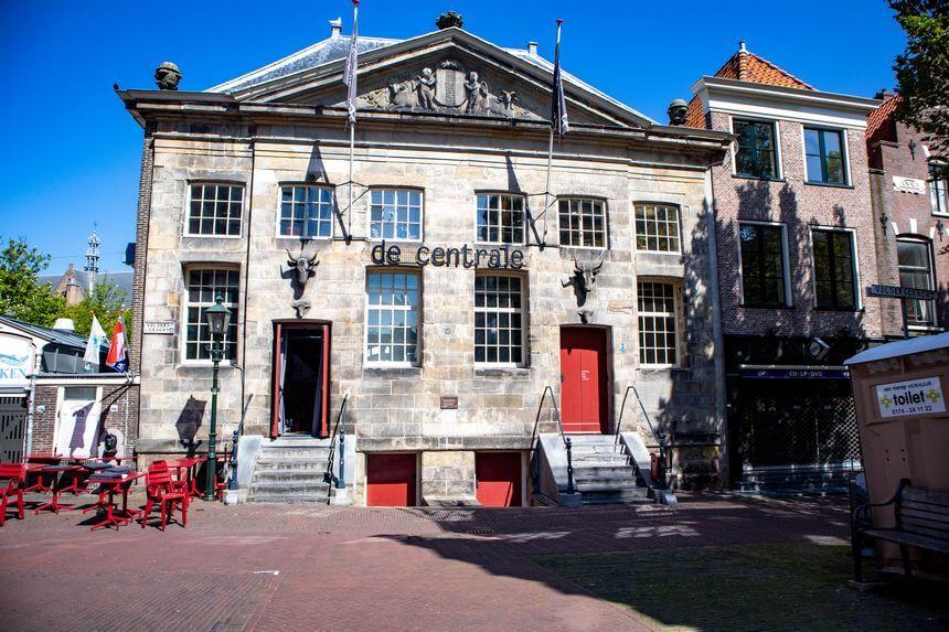 Vleeshal Delft