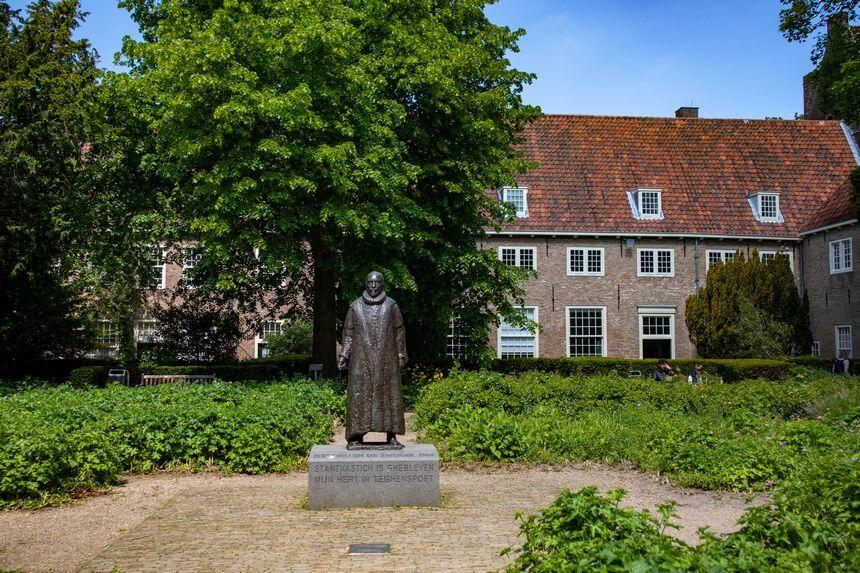 Authentiek hofje Delft