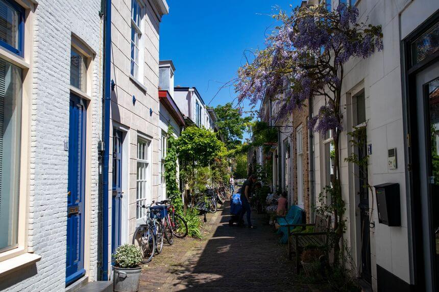 Hopstraat Delft