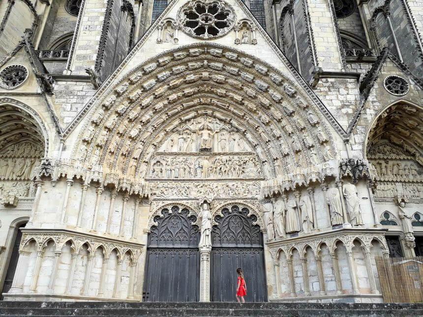 roadtrip Frankrijk Bourges